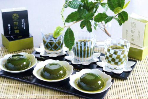 【お中元】抹茶ジュレ・わらび6個セット【夏ギフト】