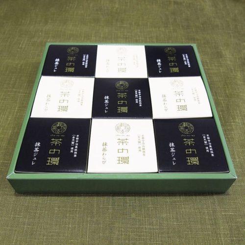 【お中元】抹茶ジュレ・わらび9個セット【夏ギフト】