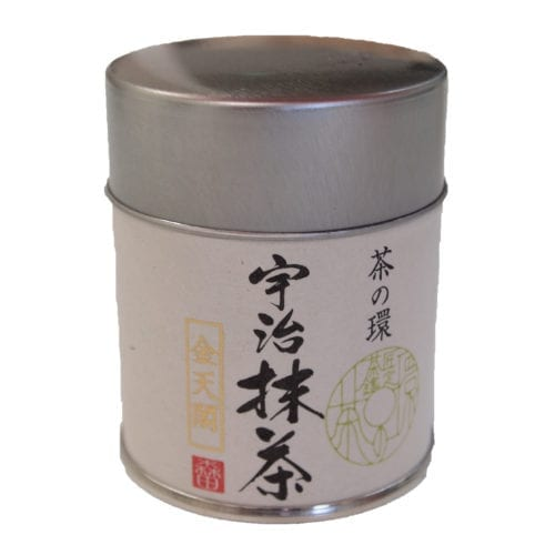 抹茶 「金天閣」缶入り(30g)