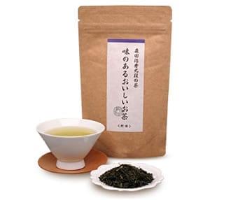 味のあるおいしいお茶 100g