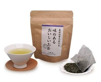 味のあるおいしいお茶5g×10P