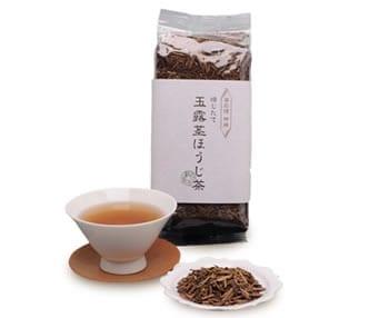 玉露茎ほうじ茶