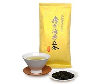 森田治秀の茶