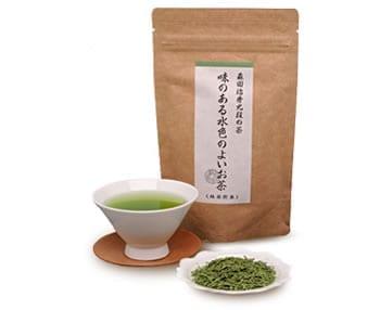 味のある水色のよいお茶100g