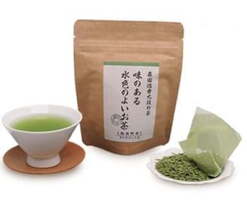 味のある水色のよいお茶5g×10P